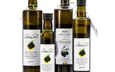 Chuchi Olivenöl aus der Sierra de Gredos, Ávila, Spanien